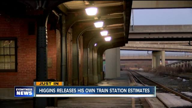 Higgins- Amtrak station cost estimates are wrong