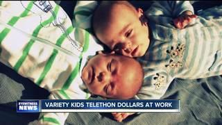 Variety Kids Telethon: The Camp Family