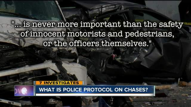 Did Buffalo Police follow protocol on chases-