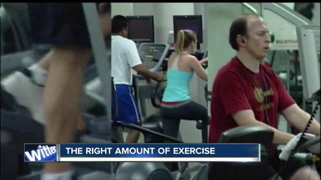 How much exercise do you get - is it enough-