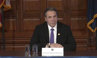 Cuomo says he was joking about runner-up prizes