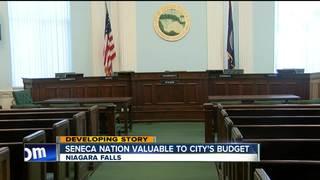 Niagara Falls budget at mercy of Seneca Nation