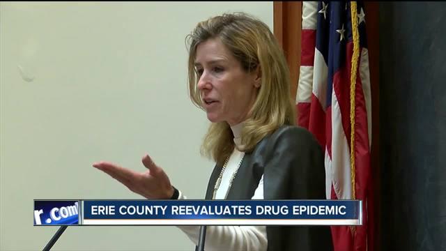 Erie County Addiction Hotline called a -failure-