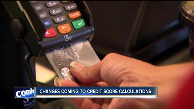 Changes coming to credit score calculations