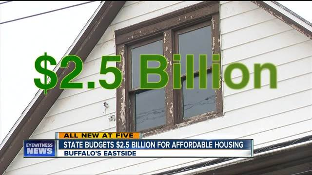 The future of affordable housing in Buffalo