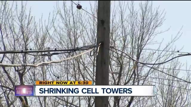 Neighbors debate cell transmitter
