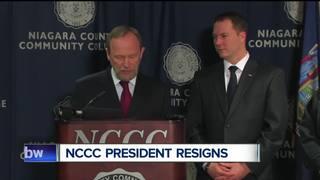 7 Investigates, NCCC president Klyczek resigns