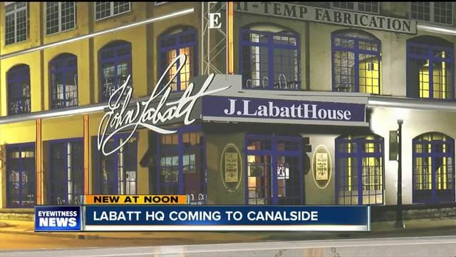 Labatt to be anchor tenant in restored Buffalo building