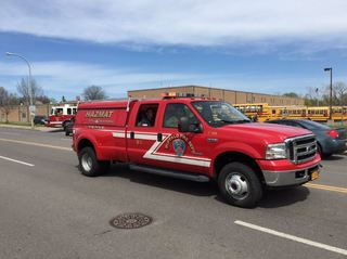 Hazmat situation at Buffalo school