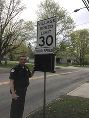 East Aurora adding speed monitoring devices