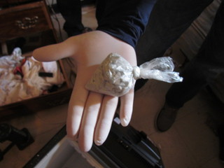 1,000 doses of heroin found in New York raid