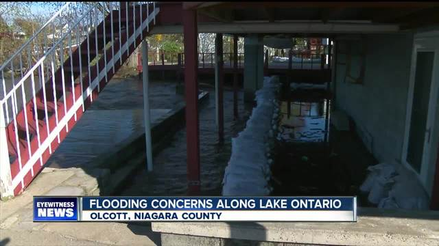 NY Gov. Cuomo Declares State of Emergency Along Lake Ontario