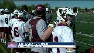 St. Joe's tops Canisius & Nichols