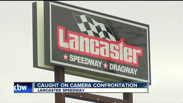 Police- two security officers to be charged in Lancaster Speedway fight
