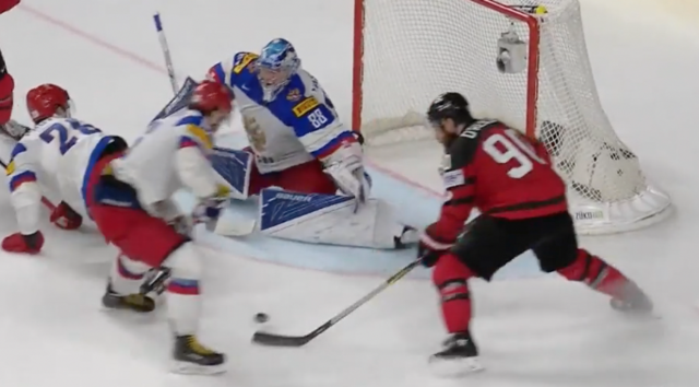Sweden beats Canada in shootout to win gold at world hockey championship