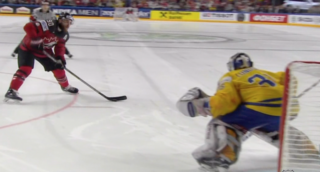 Sweden knocks off O'Reilly & Canada to win Gold