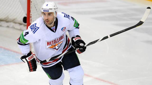 KHL: Report - Viktor Antipin's Partner In Russian League Chris Lee Exploring NHL Options