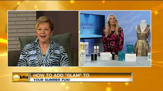 How to Add Glam to Your Summer