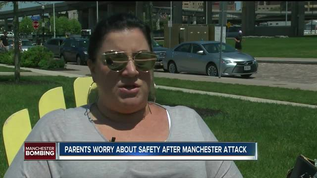 Parents worry about sending kids to concerts following U-K- terror attack