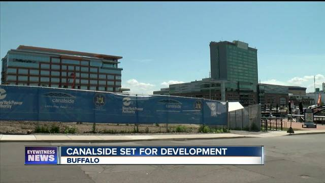 Big changes planned for Canalside