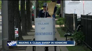 Making a clean sweep in Kenmore