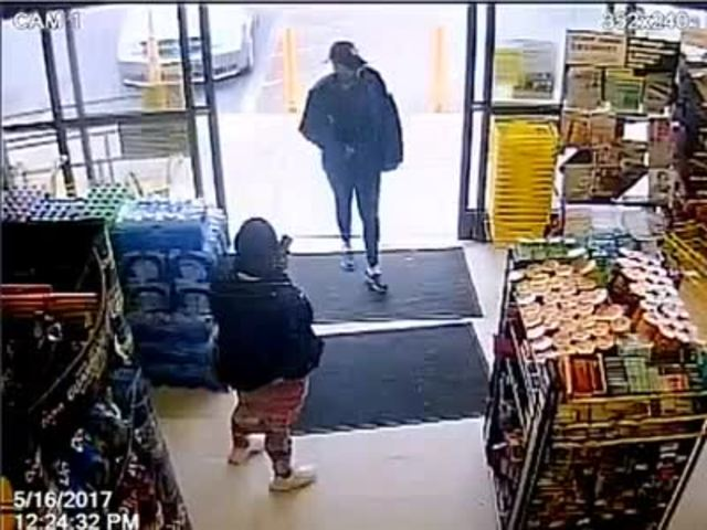 Cheektowaga Police- Woman stole from retail store- looking for suspect