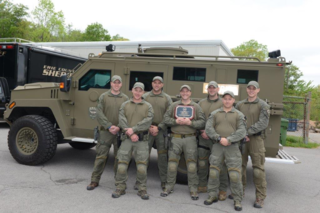 Sheriff's SWAT Team wins competition