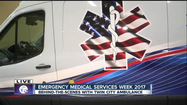 Twin City Ambulance recognizes National EMS Week