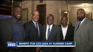 Benefit helps send Buffalo kids to summer camp
