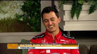 Meet IndyCar Driver Graham Rahal