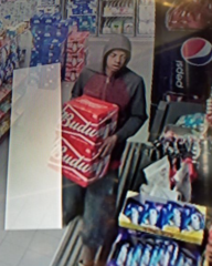 Police: Man steals two cases of Budweiser