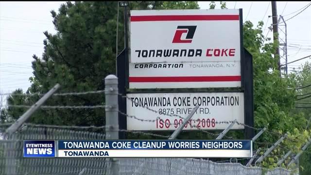 Tonawanda Coke cleanup worries neighbors