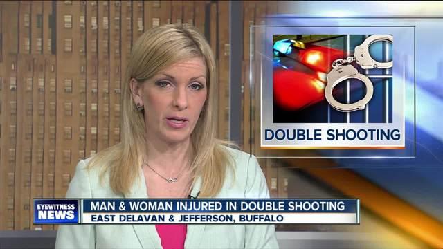 Double shooting in Buffalo