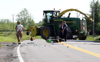 Motorcyclist killed in Niagara County crash