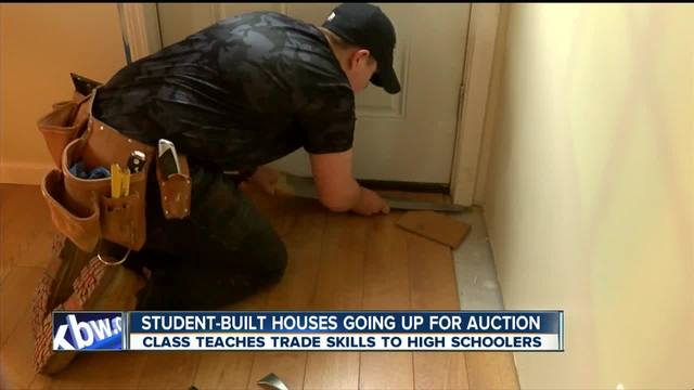 Students cash in on WNY-s construction boom by building houses