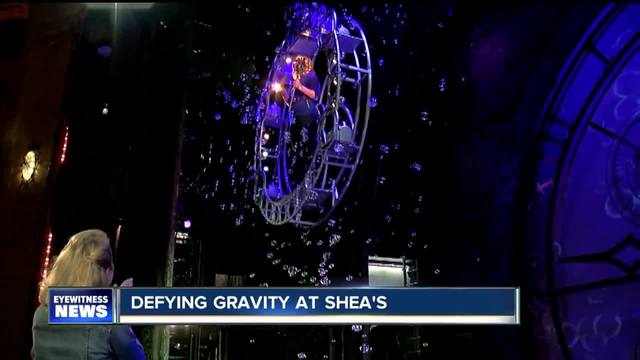 Defying Gravity with -Wicked-