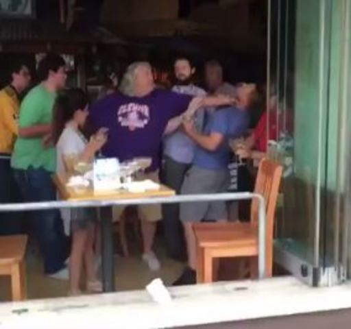Rex and Rob Ryan appear to get in fight at Nashville bar