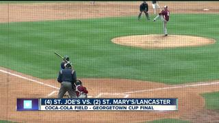 St. Joe's takes Game 1 of Georgetown Cup Final