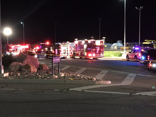 1 arrested in fatal rollover accident at Buffalo Airport