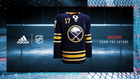 Sabres unveil new Adidas jersey for 2017-2018