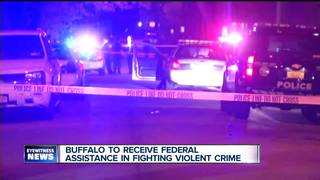Buffalo in partnership to combat violent crime