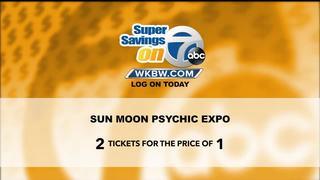Sun Moon Psychic Expo