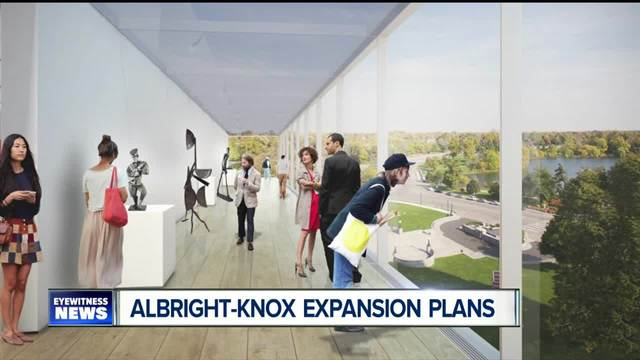 Albright-Knox Expansion Plans
