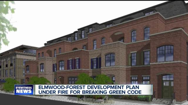 Elmwood project must wait for zoning board