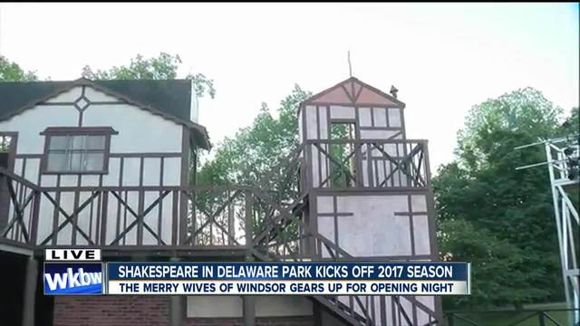 Shakespeare in Delaware Park kicks off 2017 season-