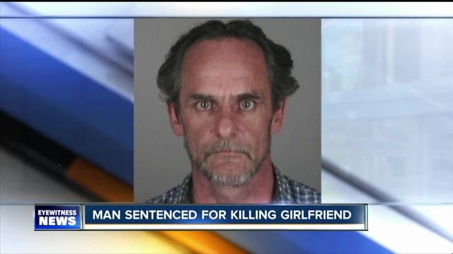 Town of Tonawanda man sentenced for killing girlfriend