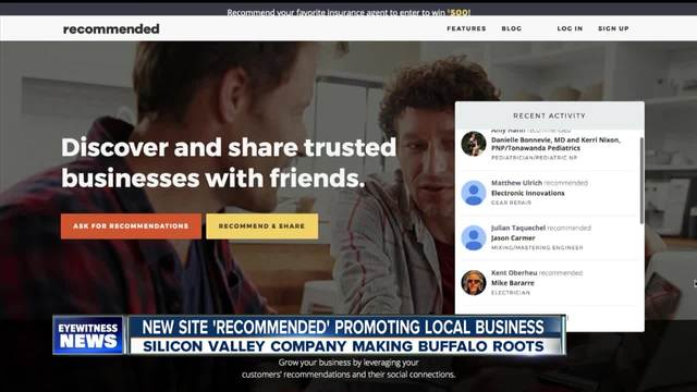 Silicon Valley company making Buffalo roots- aims to help local businesses