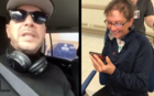 Donnie Wahlberg sends video to Lancaster woman