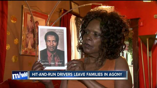 FAMILIES IN AGONY FROM UNSOLVED HIT-AND-RUN ACCIDENTS