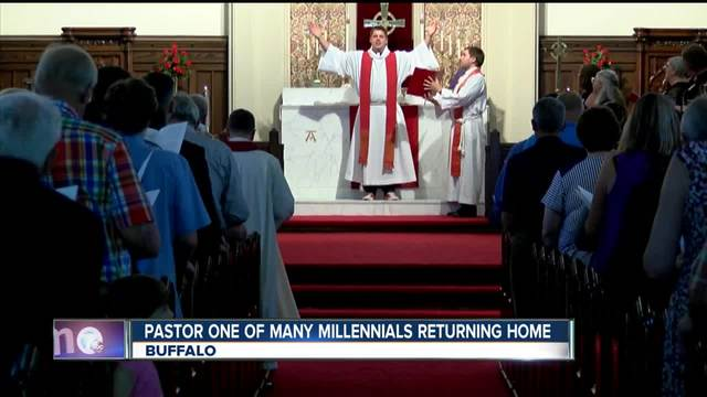 Buffalo attracting more millennials